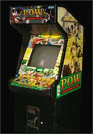 Arcade Cabinet for Datsugoku - Prisoners of War.