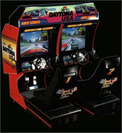 Arcade Cabinet for Daytona USA.