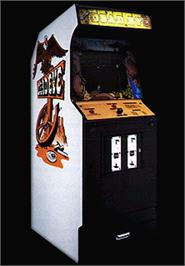 Arcade Cabinet for Dead Eye.
