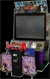 Arcade Cabinet for Death Crimson OX.
