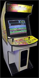 Arcade Cabinet for Decathlete.