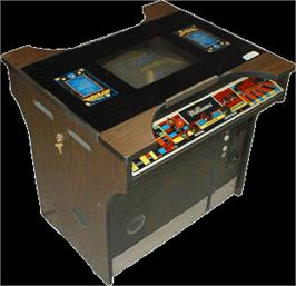 Arcade Cabinet for Defence Command.