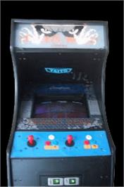 Arcade Cabinet for Demon's World / Horror Story.