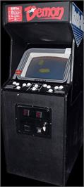 Arcade Cabinet for Demon.