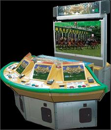Arcade Cabinet for Derby Owners Club.