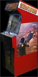Arcade Cabinet for Devastators.