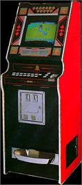 Arcade Cabinet for Diamond Derby.
