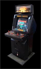 Arcade Cabinet for Die Hard Arcade.