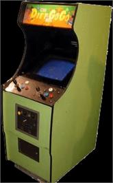 Arcade Cabinet for Diet Go Go.