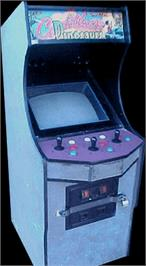 Arcade Cabinet for Dinosaur Hunter.