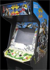Arcade Cabinet for Double Dragon II - The Revenge.
