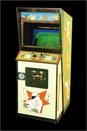 Arcade Cabinet for Double Play.
