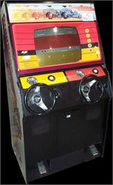 Arcade Cabinet for Drag Race.