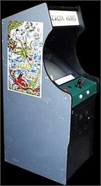 Arcade Cabinet for Dragon Breed.