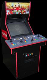 Arcade Cabinet for Dungeons & Dragons: Tower of Doom.
