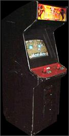 Arcade Cabinet for Dynasty Wars.