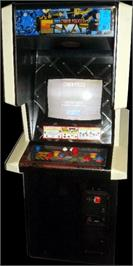 Arcade Cabinet for E-Swat - Cyber Police.