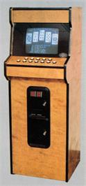 Arcade Cabinet for El Grande - 5 Card Draw.