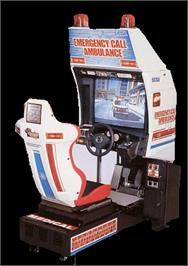 Arcade Cabinet for Emergency Call Ambulance.
