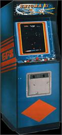 Arcade Cabinet for Enigma II.