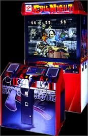 Arcade Cabinet for Evil Night.