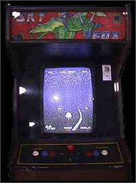 Arcade Cabinet for Exerizer.