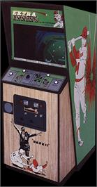 Arcade Cabinet for Extra Inning.