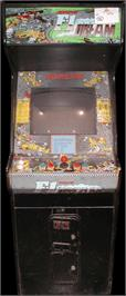 Arcade Cabinet for F-1 Dream.