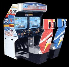 Arcade Cabinet for F1 Exhaust Note.