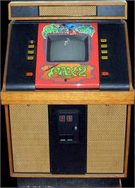 Arcade Cabinet for FAX 2.