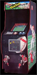 Arcade Cabinet for Field Goal.