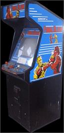 Arcade Cabinet for Final Blow.