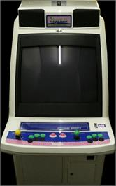 Arcade Cabinet for Final Fight Revenge.