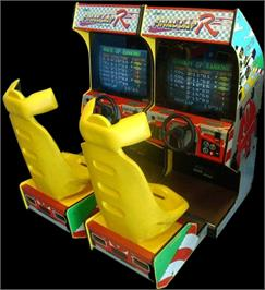 Arcade Cabinet for Final Lap R.