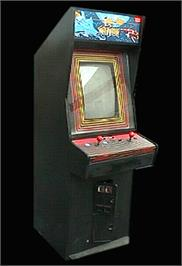 Arcade Cabinet for Final Star Force.