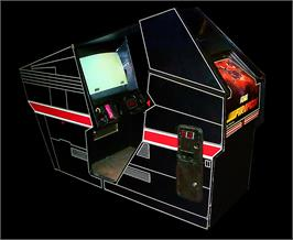 Arcade Cabinet for Fire Fox.