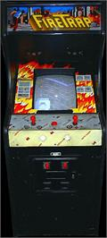 Arcade Cabinet for Fire Trap.