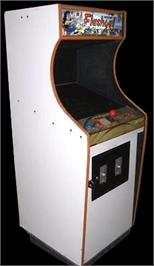 Arcade Cabinet for Flashgal.