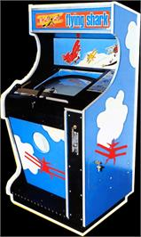 Arcade Cabinet for Flying Shark.