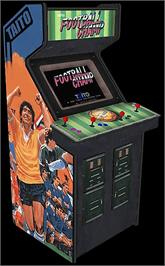 Arcade Cabinet for Football Champ.
