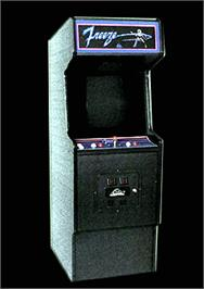 Arcade Cabinet for Freeze.