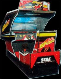 Arcade Cabinet for GP World.