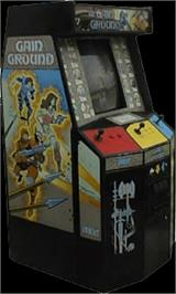 Arcade Cabinet for Gain Ground.