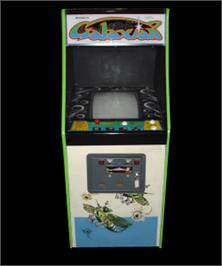 Arcade Cabinet for Galaxian Part 4.