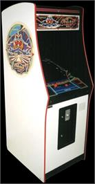 Arcade Cabinet for Gallag.