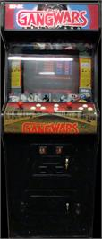 Arcade Cabinet for Gang Wars.