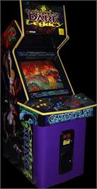 Arcade Cabinet for Gauntlet Dark Legacy.
