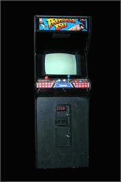 Arcade Cabinet for Genshi-Tou 1930's.