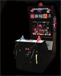 Arcade Cabinet for Ghost Hunter.