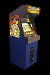 Arcade Cabinet for Ghosts'n Goblins.